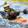 Weekend in kayak